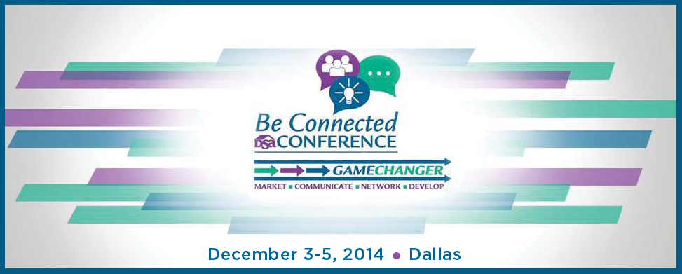 "2014 Be Connected Conference: ""Gamechanger"""