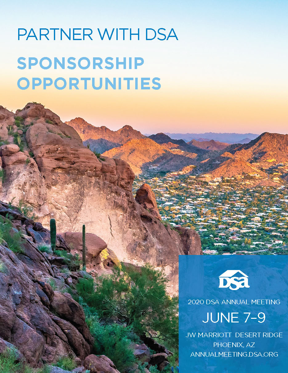 Annual Meeting 2020 Sponsorship Opportunities