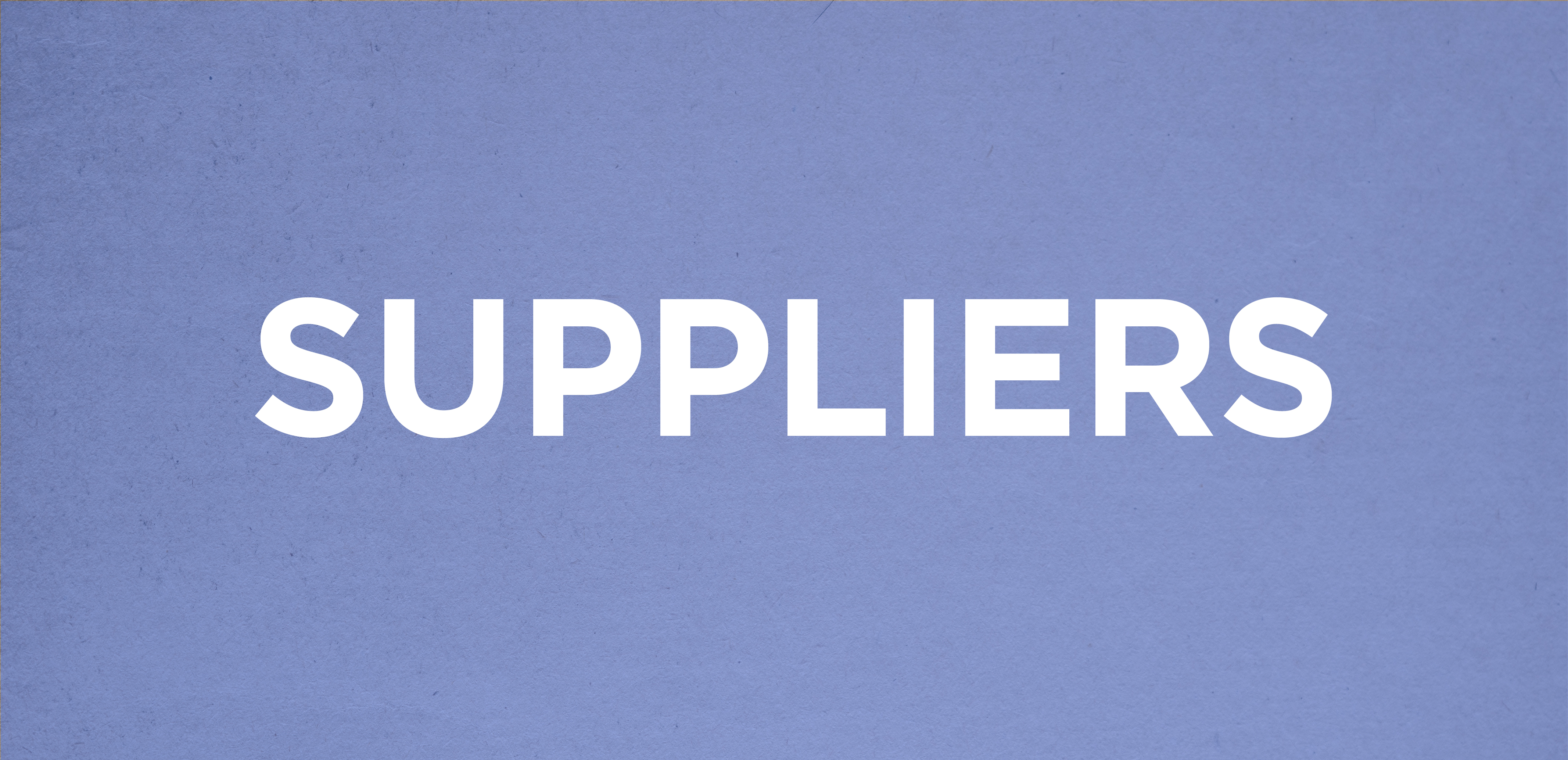 Supplier Button